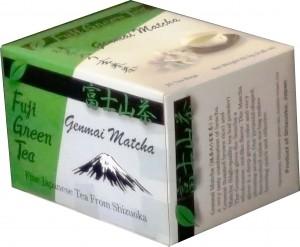 Genmai Matcha Inverted Box